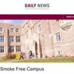Tobacco and Smoke Free Campus